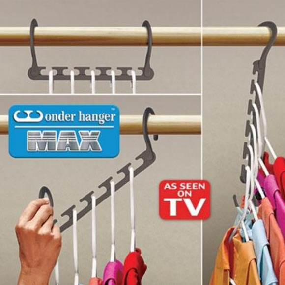 No Brand Accessories Nib As Seen On Tv Wonder Hanger 10 Pack